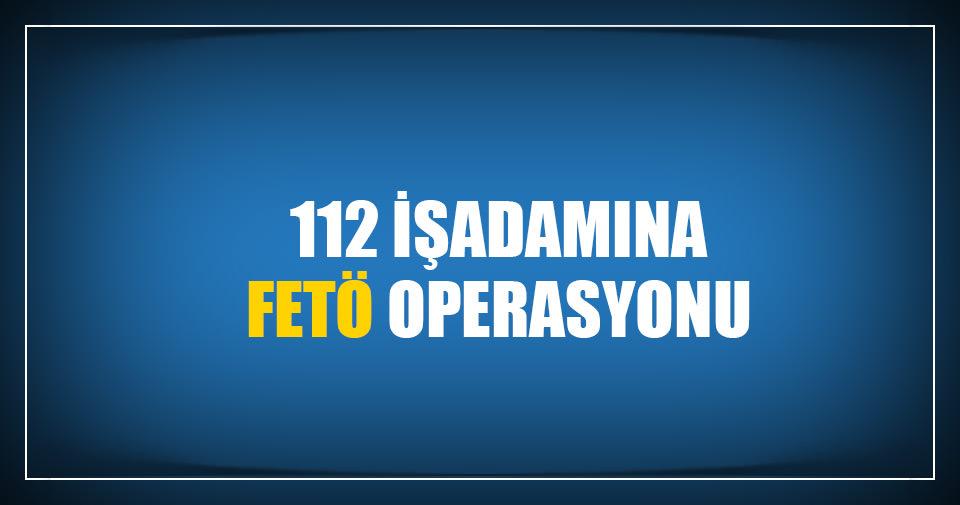 Kayseri'de iş adamlarına FETÖ operasyonu