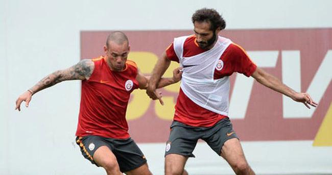 Galatasaray, Beşiktaş'a hazırlanıyor