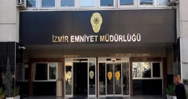 İzmir İl Emniyet Müdür Yardımcısı gözaltında