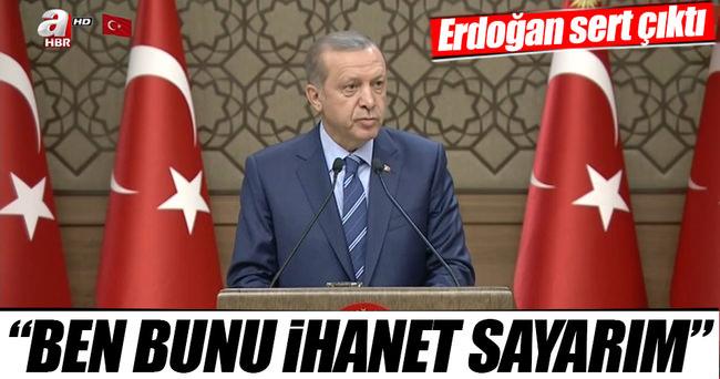 Erdoğan'dan bankalara çok sert uyarı