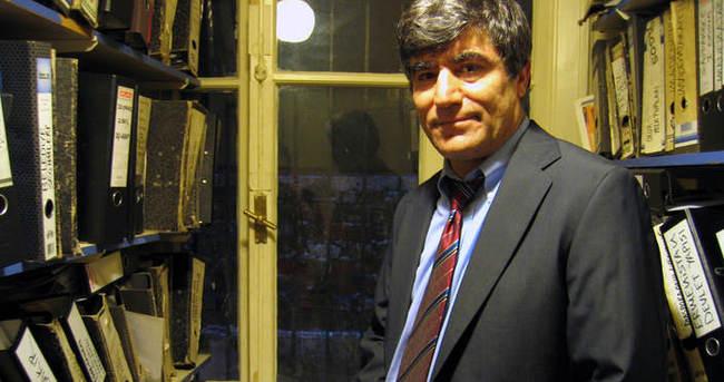 Hrant Dink soruşturmasında 8 tutuklama istendi