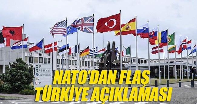 NATO: Türkiye'nin üyeliği tartışma konusu değil