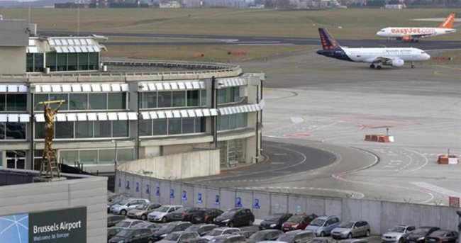 Brüksel Havaalanı'da bomba alarmı