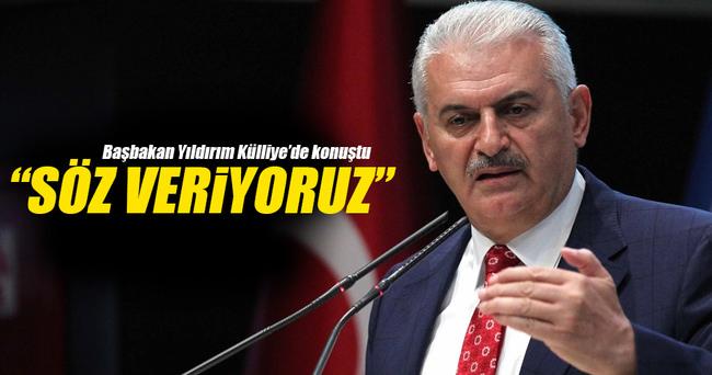 Başbakan Yıldırım: Bu katillerden mutlaka hesap soracağız