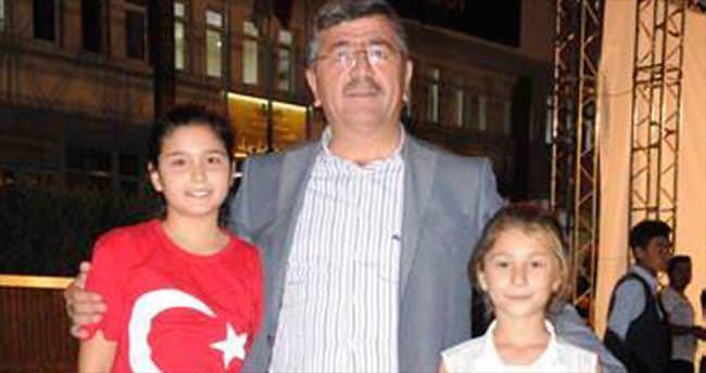 Başkan Faruk Akdoğan nöbete hiç ara vermedi