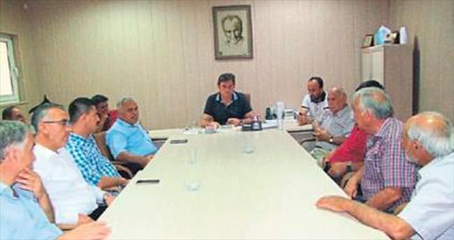 Güreş komitesi toplandı
