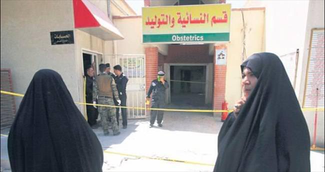 Doğum kliniğinde yangın! 11 bebek öldü