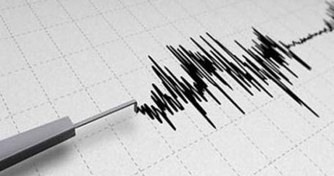 Van'da 3.3 büyüklüğünde deprem!
