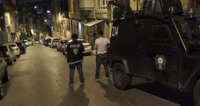 İstanbul'daki HDP binasına operasyon