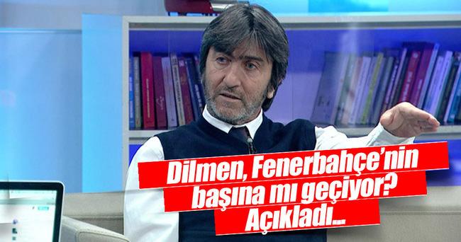 Rıdvan Dilmen: Aziz Yıldırım bana dedi ki...