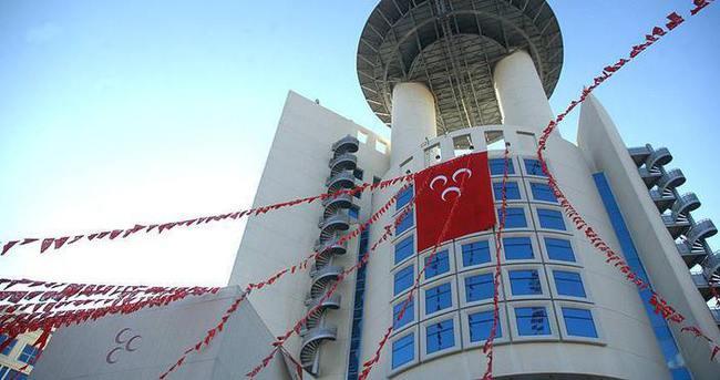 MHP Yatağan İlçe Teşkilatı feshedildi