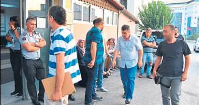 61 kişiye daha gözaltı kararı