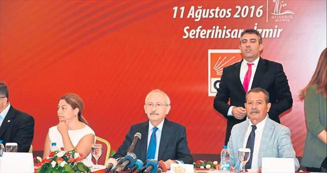 Başkanlar Seferihisar'a gelmedi