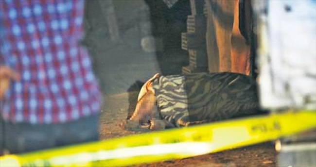 Çiğdem Mahallesi'nde sokak ortasında cinayet