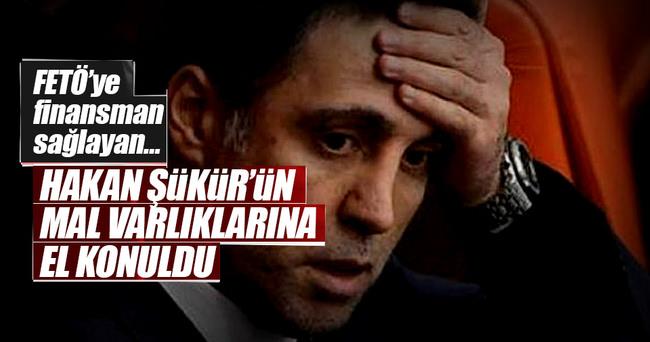 Hakan Şükür ve babasının 200 milyonluk mal varlıklarına el konuldu