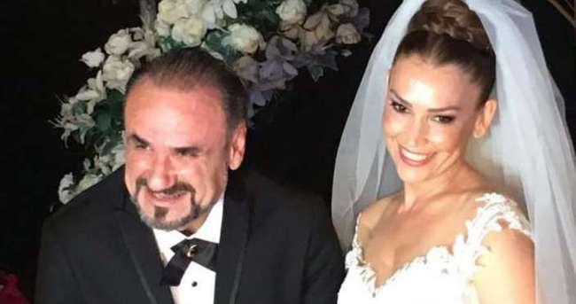 Hakan Aysev beşinci kez evlendi