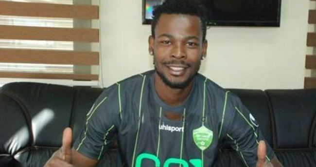 Nijeryalı Arda Sökespor'da
