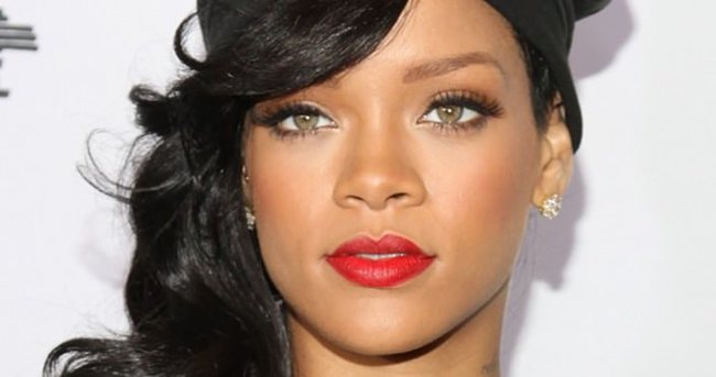 Rihanna popüler filmin kadrosunda