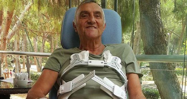 Mustafa Alabora taburcu oldu