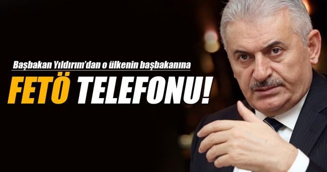 Başbakan Yıldırım, Bulgaristan Başbakanı Borisov ile görüştü