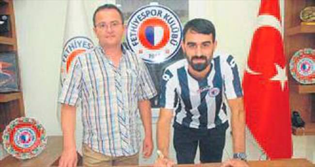 Fethiyespor golcüsünü buldu