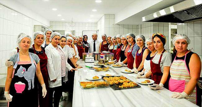 Maltepe'nin mutfağı kadınlara emanet