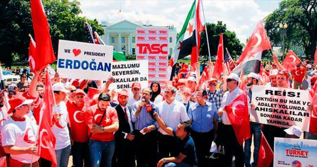 Gülen'in iadesi için 100 bin imza