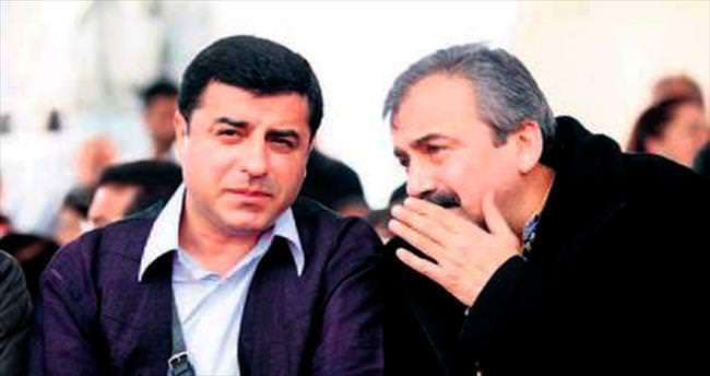 Demirtaş ve Önder'e terör propagandası suçlaması