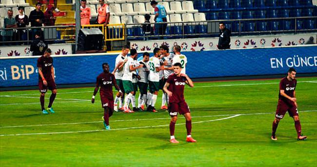Trabzonspor'a ev ödevi!