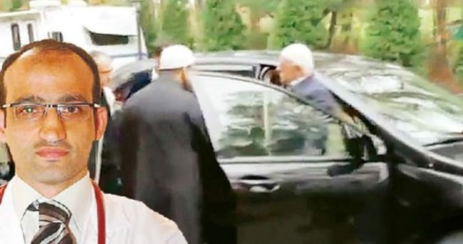 Fetullah Gülen'e gitmek için istifa etmiş