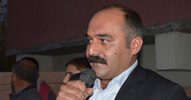 HDP Milletvekili, teröristin cenazesine katıldı!