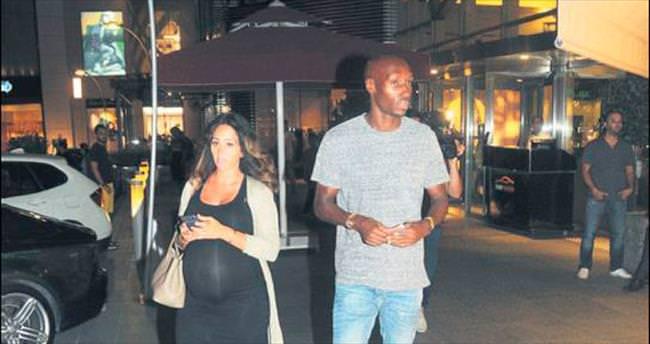 Atiba ikinci kez baba oluyor