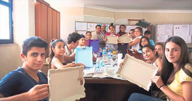Gençlere ücretsiz yetenek kursları