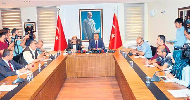 Gaziantep'in hedefi 50 milyon TL bağış
