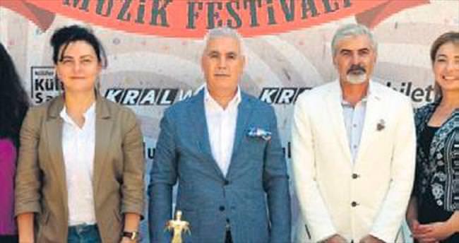 Nilüfer'de müzik barış için yankılanacak