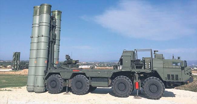 Rusya Kırım'a S-400 füzeleri gönderdi