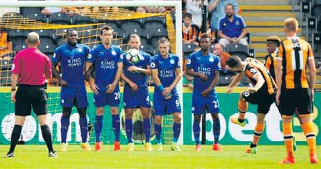 Leicester tarihi bu kez tersten yazdı!