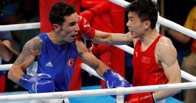 Selçuk Eker, Çinli boksöre yenildi