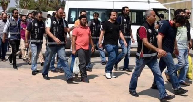 Antalya'da FETÖ soruşturmasında 33 'hususici' tutuklandı