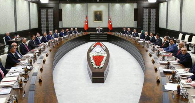 Bakanlar Kurulu yarın Cumhurbaşkanlığı Külliyesi'nde toplanacak