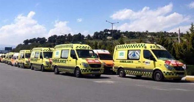 Otobüste patlama: 15 ölü 20 yaralı