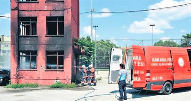 İtfaiye'den her türlü yangına etkin müdahale