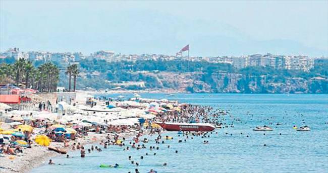 Turizmci bayramı bekliyor