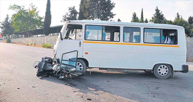 Tunuslu gençler kaza kurbanı