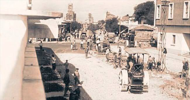 Ali Çetinkaya Caddesi yeniden doğuyor