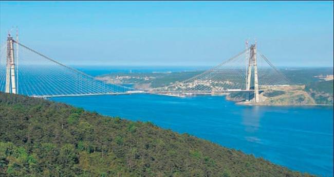 Dünyanın en geniş köprüsünde geri sayım başladı