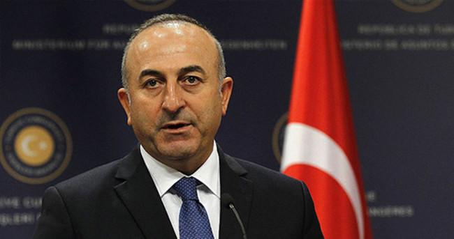 Dışişleri Bakanı Çavuşoğlu Bild gazetesine konuştu