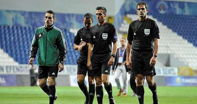 Başakşehir-Shakhtar maçının hakemi belli oldu
