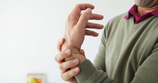 El ve el bileği ağrısı neden olur?