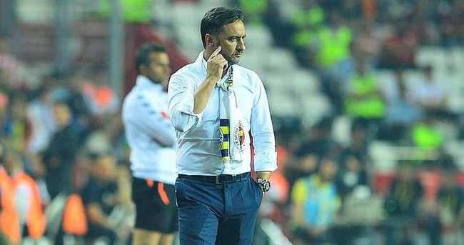 Pereira'nın sözleşmesi feshedildi